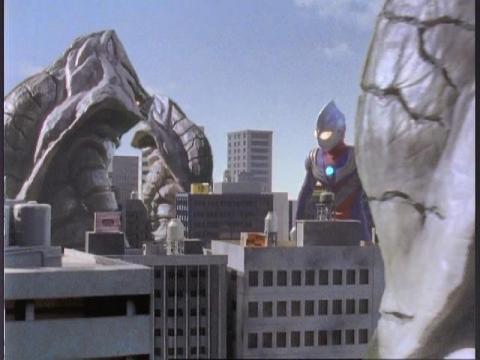 『ウルトラマンティガ』 第38話 「蜃気楼の怪獣」
