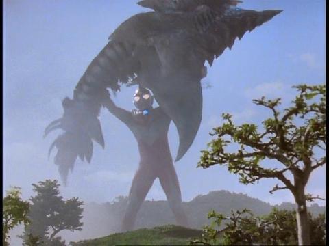 『ウルトラマンティガ』 第43話 「地の鮫」