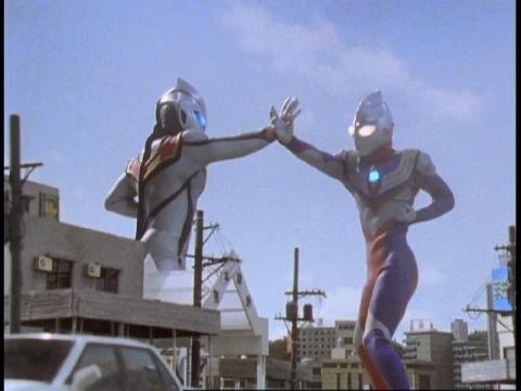 『ウルトラマンティガ』 第44話 「影を継ぐもの」