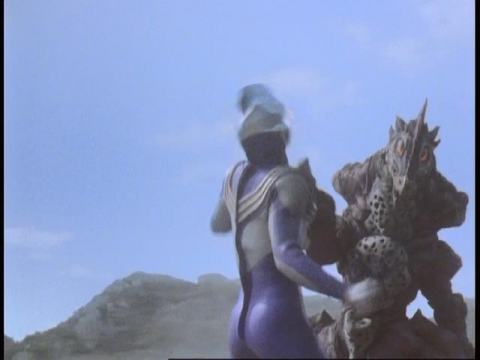 『ウルトラマンティガ』 第50話 「もっと高く! 〜Take Me Higher!〜」