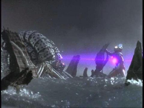 『ウルトラマンティガ』 第51話 「暗黒の支配者」