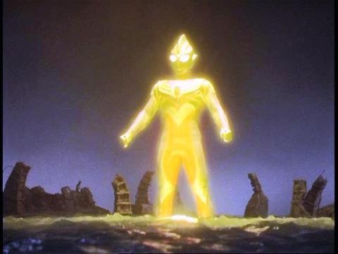 『ウルトラマンティガ』 第52話 「輝けるものたちへ」  グリッターティガ