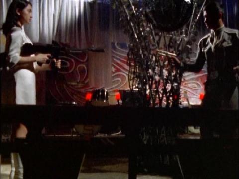 『ウルトラセブン』 第37話 「盗まれたウルトラ・アイ」