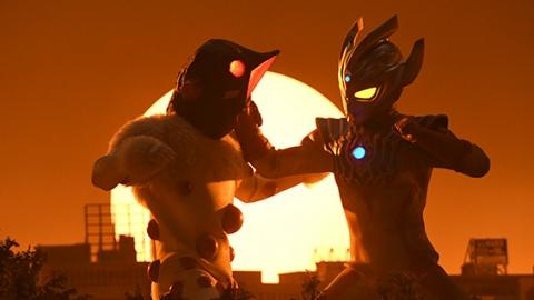 『ウルトラマンタイガ』 第10話 「夕映えの戦士」