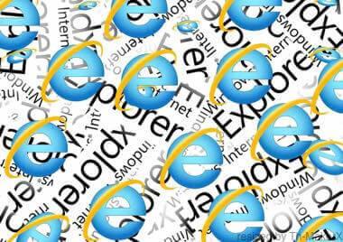 InternetExplorer対応について