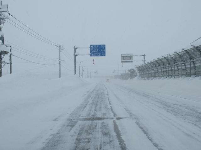 雪山の大将IMG_2913
