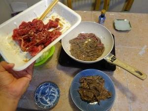 野菜たっぷり焼き肉