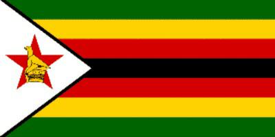 国旗:ジンバブエ