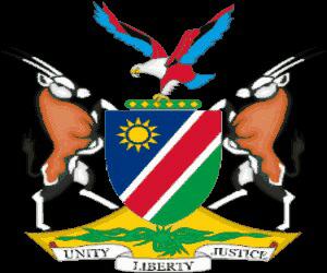 国章:ナミビア