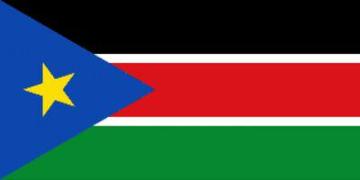 国旗:南スーダン