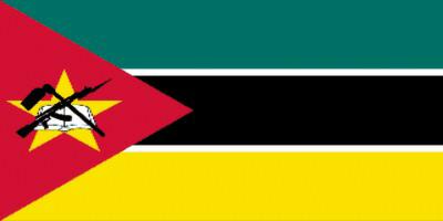 国旗:モザンビーク