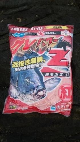 逆輸入集魚材?
