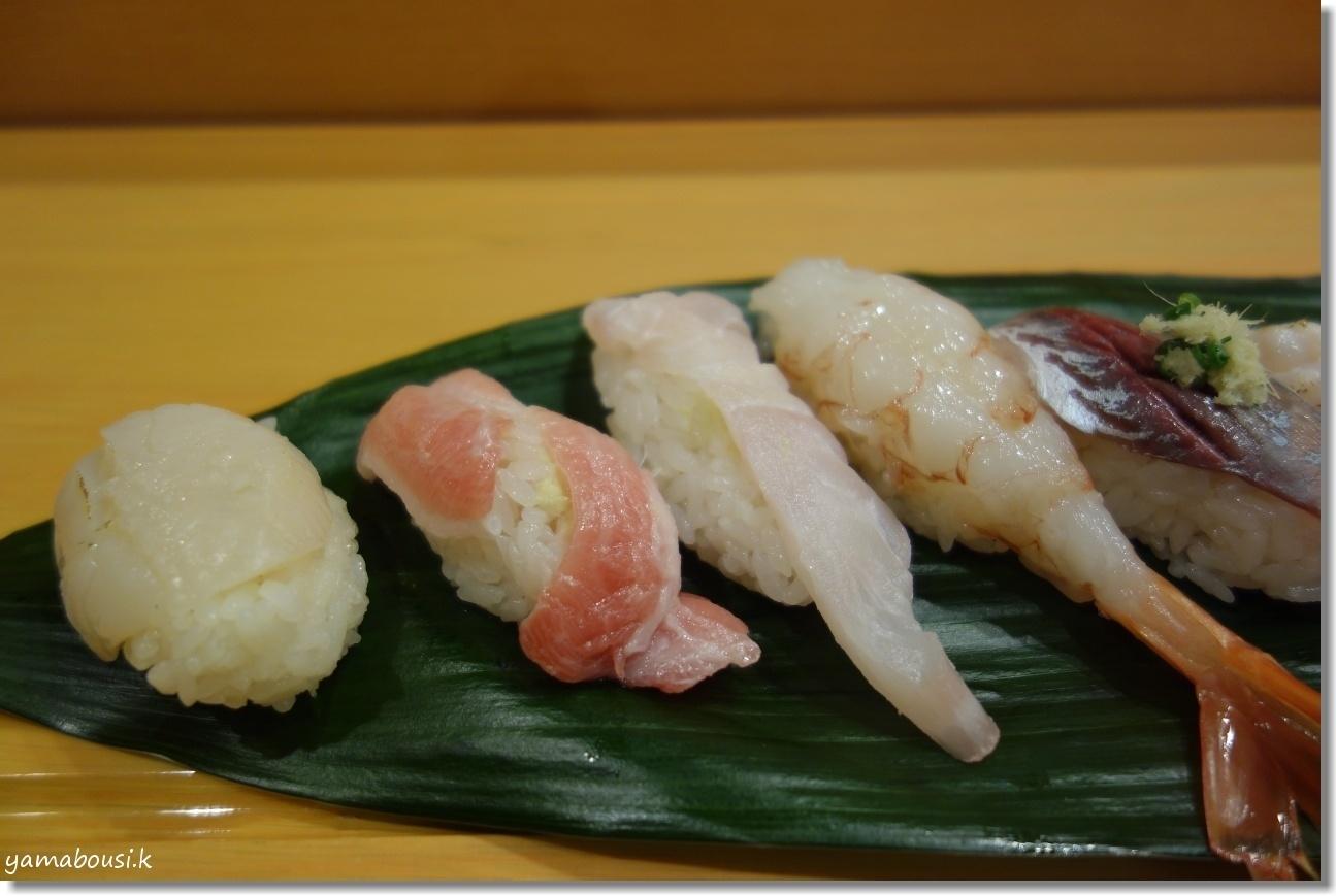福岡 天神「ひょうたん寿司」 2