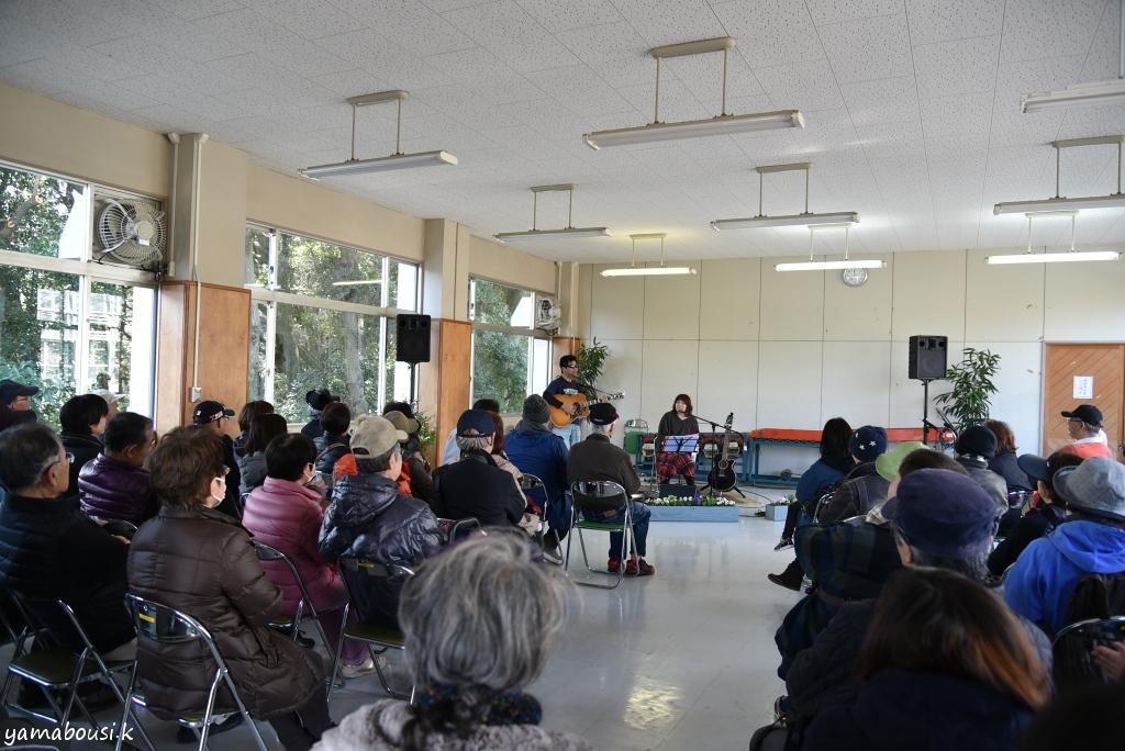 花畑園芸公園フルーツ・ハウス・コンサート2019