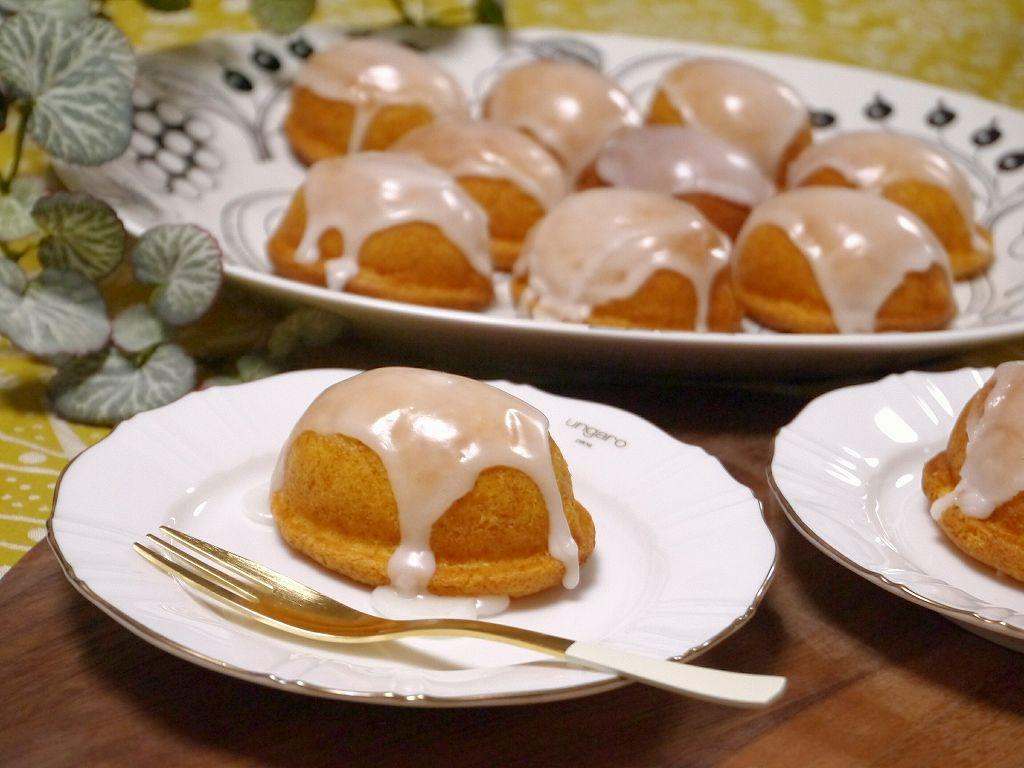 """「すだちケーキ」の作り方☆レモンケーキのふわふわ""""すだち""""バージョン!"""