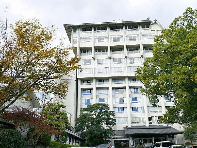 大分県☆別府の宿「ホテル白菊」レストランからの素敵な眺めと美味しい甘酒