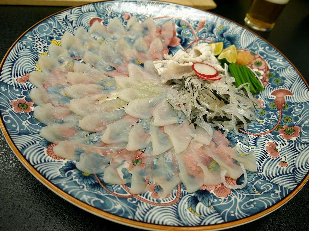 山口県☆湯田の旅館「梅乃屋」温泉と旬のとらふぐ三昧!を満喫