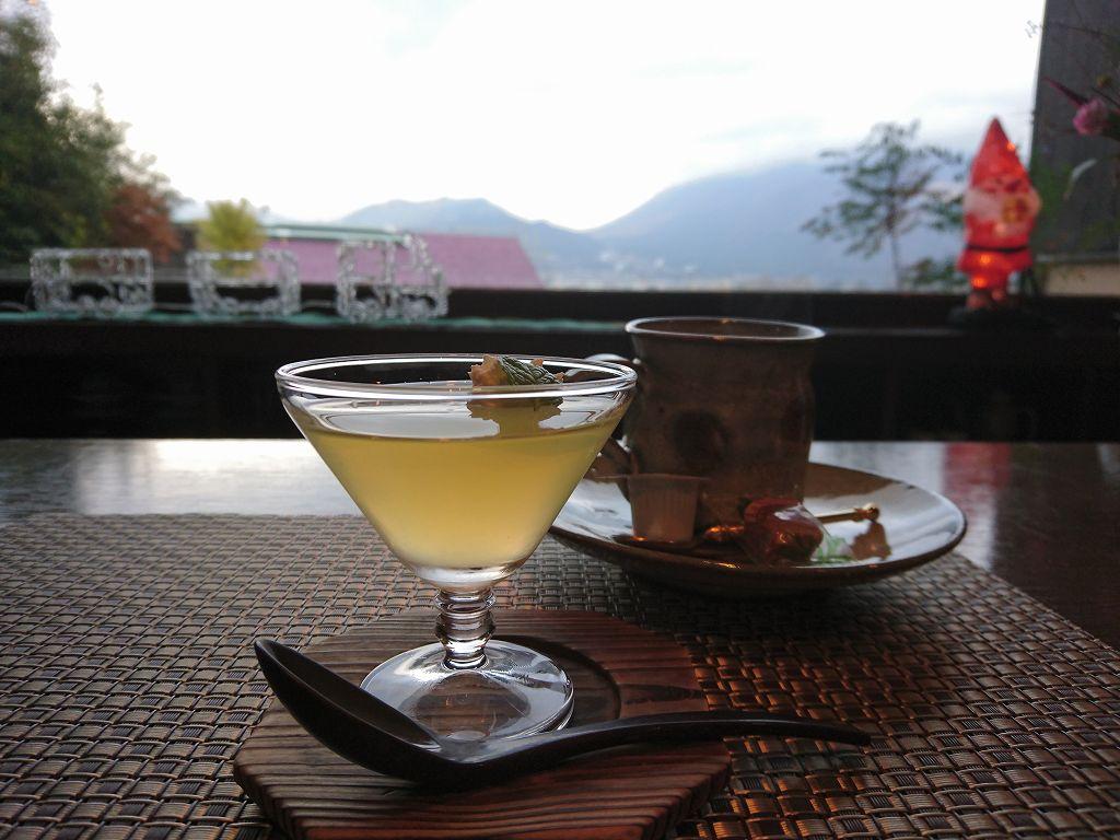 大分県☆由布の旅館「東匠庵」景色とお料理を楽しむ隠れ宿!
