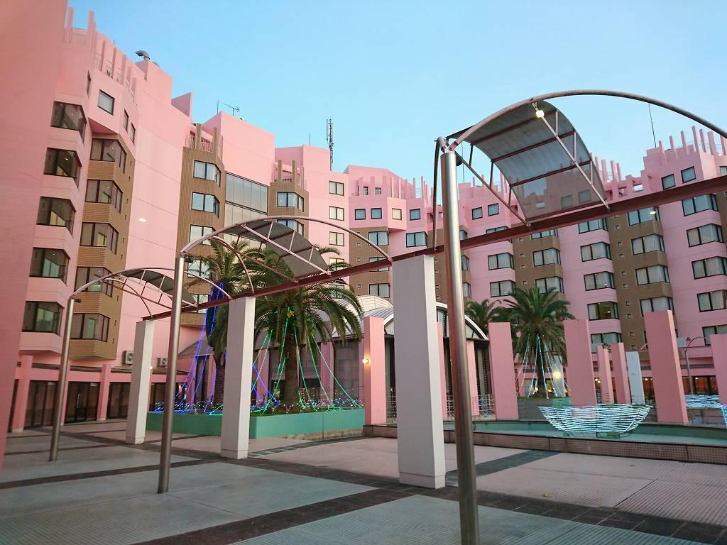 熊本県☆荒尾市のホテル「ホテル ヴェルデ」天然温泉も楽しめる!グリーンランドに隣接
