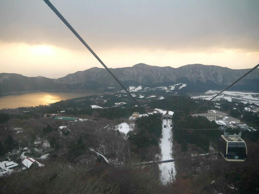 北九州発!東京・箱根旅[2泊3日コース]グルメ&テーマパークの東京・雪の箱根☆ぶらり旅