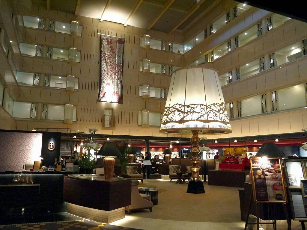 京都市☆下京区のホテル「京都センチュリーホテル」朝食が美味しい!京都駅横で便利です。
