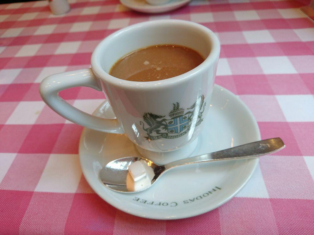 「イノダコーヒ本店(京都市中京区)」京の街並みにとけ込んだ素敵なカフェでいただく☆美味しいコーヒー