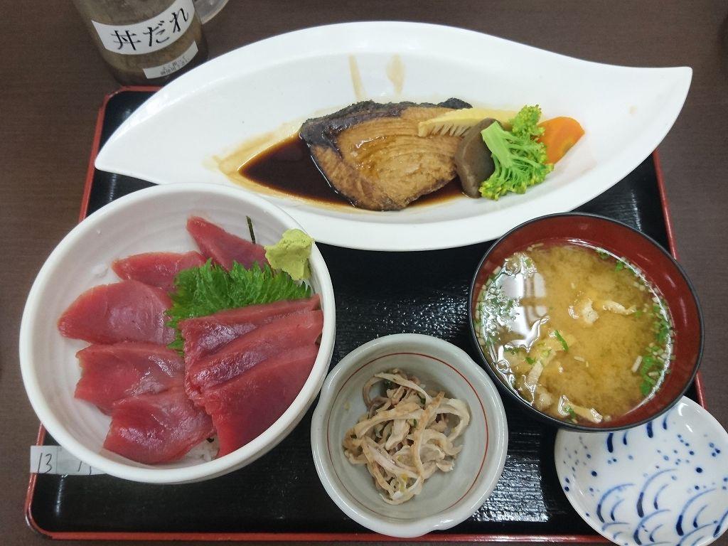 「博多魚がし 市場会館店(福岡市中央区)」長浜にある福岡市場で海鮮グルメ!