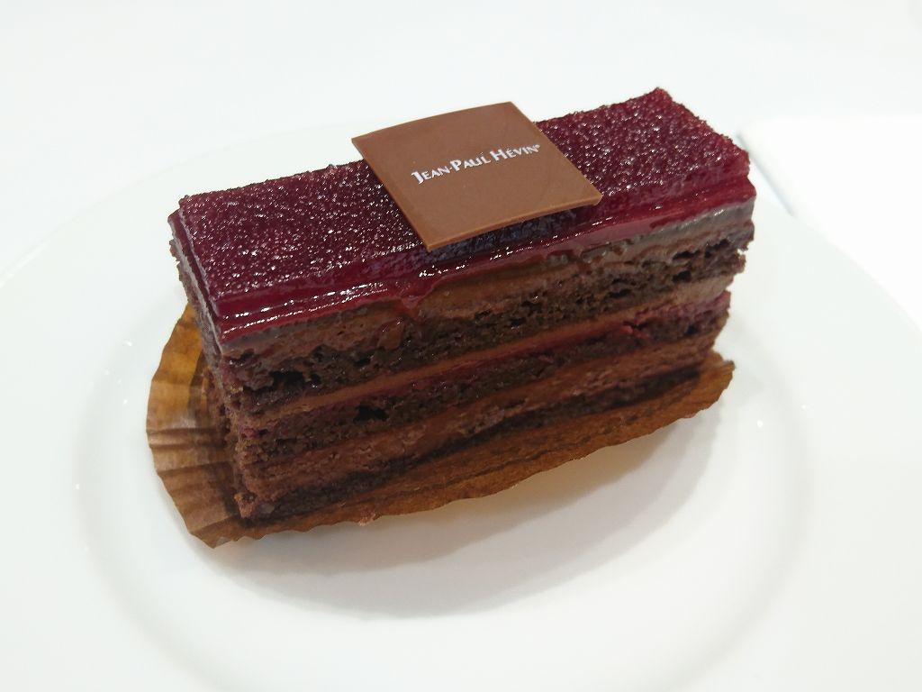 「ジャン=ポール・エヴァン岩田屋本店(福岡市中央区)」憧れのチョコレートショップで素敵にティータイム