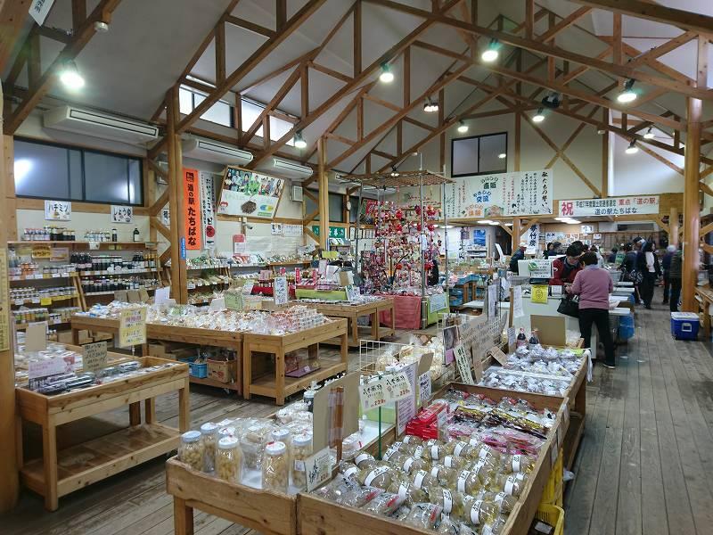 「道の駅たちばな(福岡県)」いつも年の瀬のような賑わいで☆こだわりの食材が充実!!