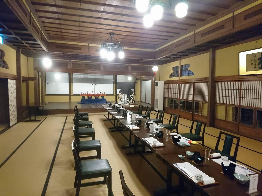 「三宜楼(北九州市門司区)」補修工事で建築当時の繁栄を体感!木造3階建ての百畳間