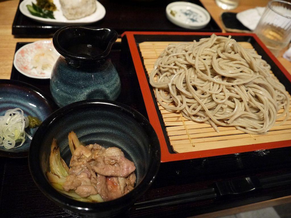 「十割蕎麦ゑつ(大分県豊後高田市)」昭和の町散策の途中に!