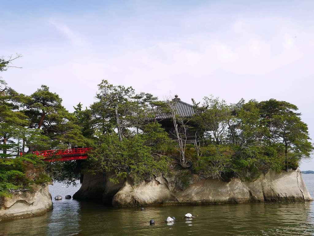 「松島と瑞巌寺(宮城県松島町)」一度は見てみたい日本三景!人気の五大堂も必見です