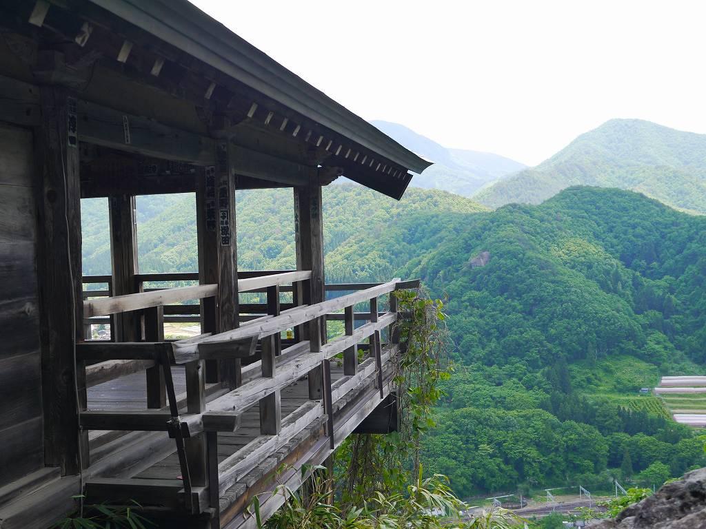 「宝珠山 立石寺(山形県山形市)」松尾芭蕉も訪れた山寺!1015の石段で上る切り立った岩山
