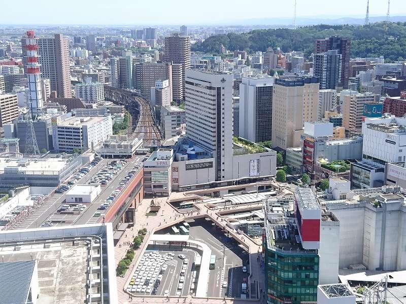 宮城県☆仙台市のホテル「ホテルメトロポリタン仙台」JR仙台駅西口が目の前で便利!