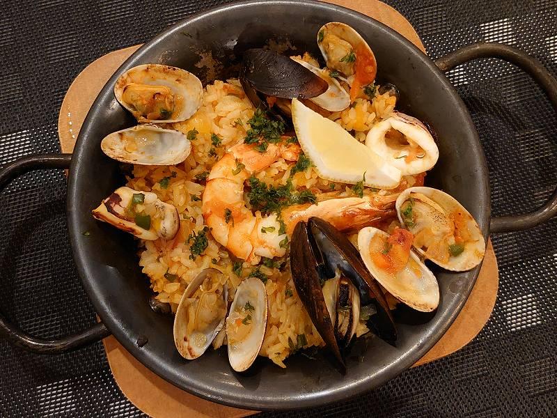 「ルナクレシェンテ(北九州市小倉北区)」スペイン料理ランチをゆっくり楽しめるお店