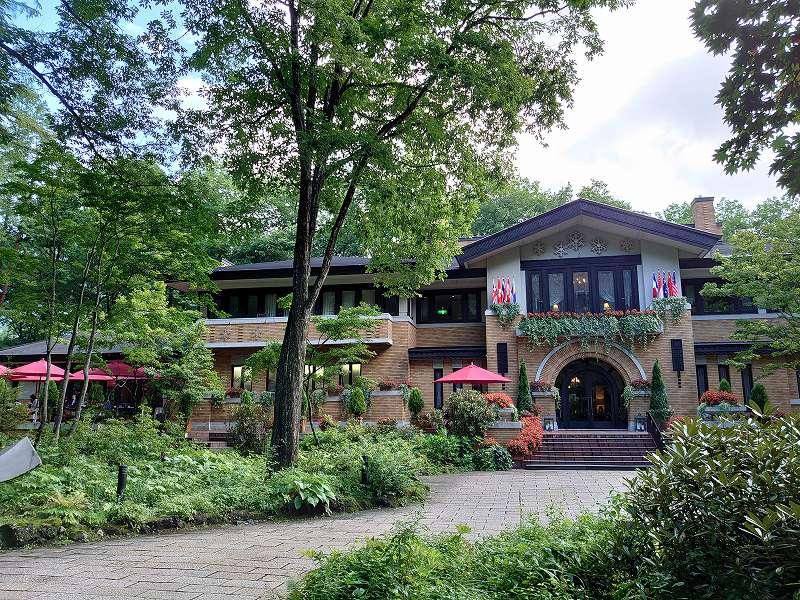 「白馬リゾートホテル ラネージュ東館(長野県白馬村)」大自然に包まれて夏の白馬を満喫!
