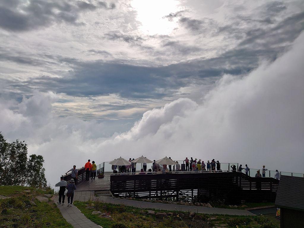「SORA terrace・そらてらす(長野県)」絶景!竜王マウンテンパークの山頂に広がる雲海