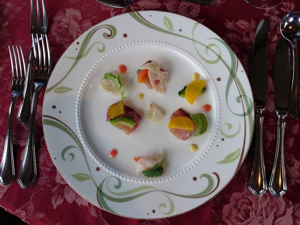 「和欧風創作料理 日和庵(山口県下関市)」関門海峡の絶景レストランでフルコースランチ