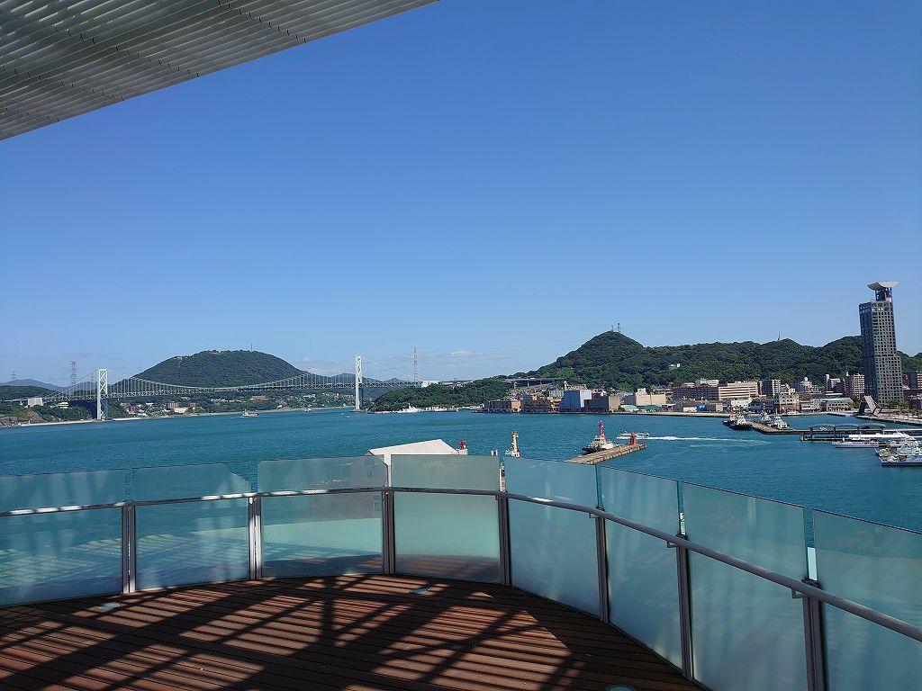 「海峡ドラマシップ(北九州市門司区)」関門海峡の絶景スポットが2019.9リニューアルオープン!