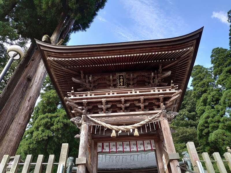 「福運三社(熊本県小国町)」小国両神社、けやき水源、鏡ヶ池めぐりで貸していただける福銭