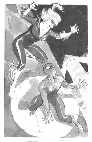 Dustin Nguyen Spidey And Blackcat