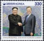 韓国・南北首脳会談(2018)