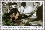 キューバ・農業改革法55年