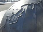 ハバロフスク・慰霊碑の地球