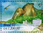 ブラジル・イパネマ海岸(1992)